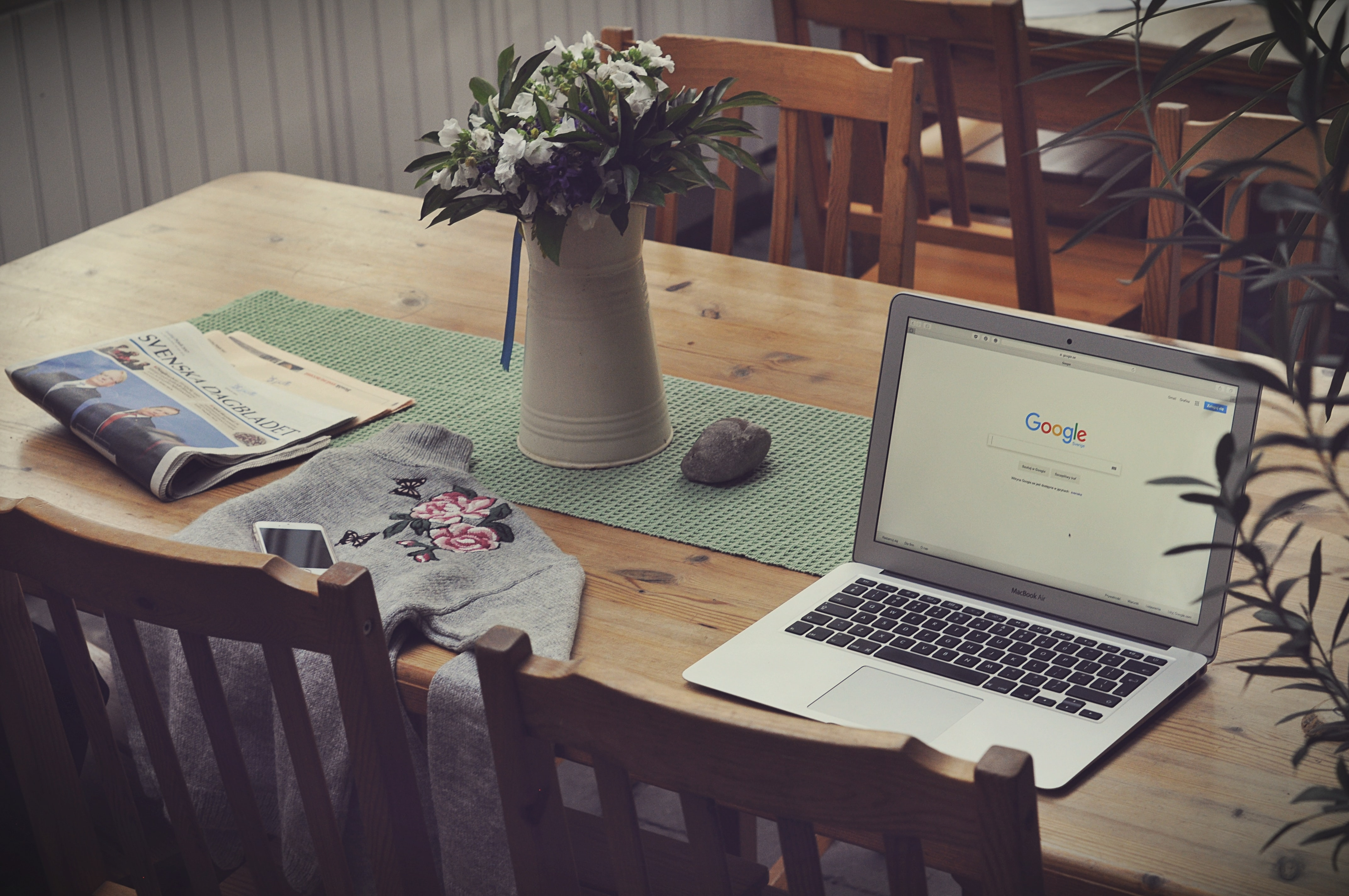 10 Green Tips for Working from Home.